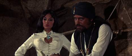 DVD Review: The Scarlet Blade (1963) & The Brigand of Kandahar (1965)