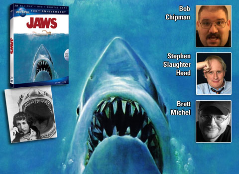 Episode No. 12: The Jaws Roundtable