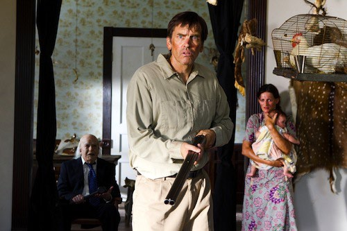 """Texas Chainsaw 3D"": Bill Moseley's Family Affair"