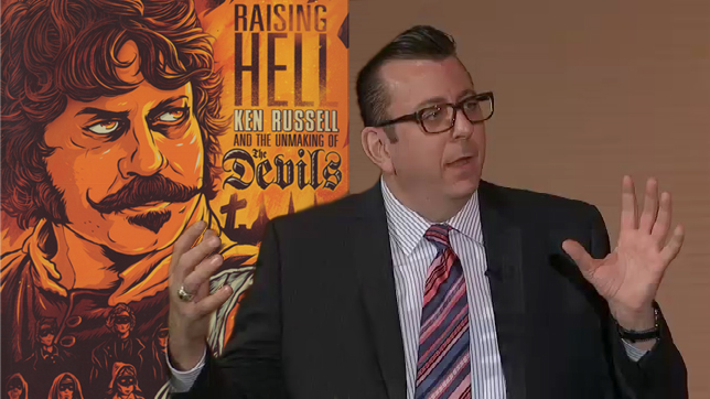 Raising Hell: Ken Russell and the Unmaking of The Devils (Book Review)