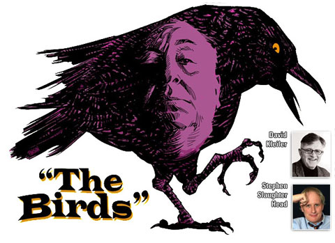 Episode No. 17: Alfred Hitchcock's The Birds (1963)