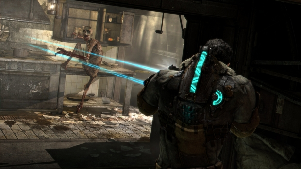 Captured Still from 'Dead Space 3'