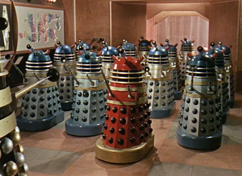 Dr. Who and the Daleks (Blu-Ray Review)