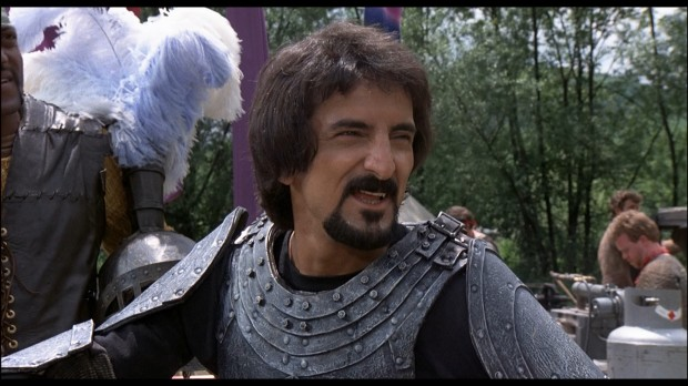 Tom Savini in George Romero's Knightriders (1981)