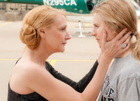 """""""The East"""" Roundtable Discussions: Brit Marling and Patricia Clarkson"""