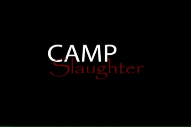 """Title Card: """"Camp Slaughter"""""""
