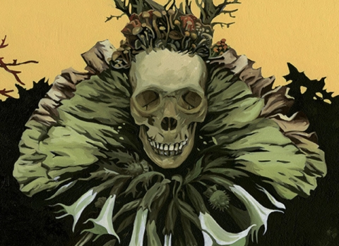 Death Poems (Book Review)