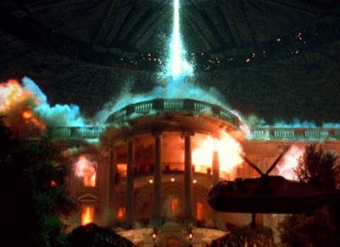 "Goldblum, Pullman to fight another ""Independence Day"""