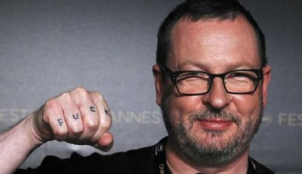 """Nymphomaniac"" director and cinematic provocateur Lars von Trier"