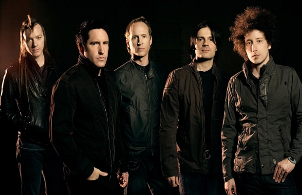 The New Line-up for Nine Inch Nails