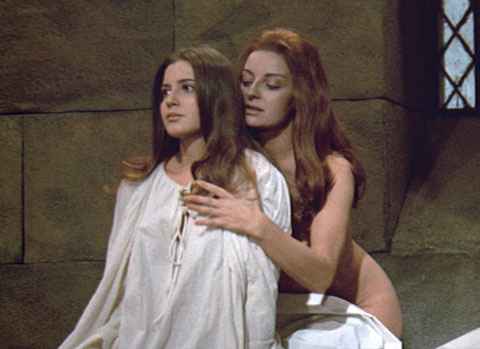 The Sinful Nuns of St. Valentine (Blu-Ray Review)