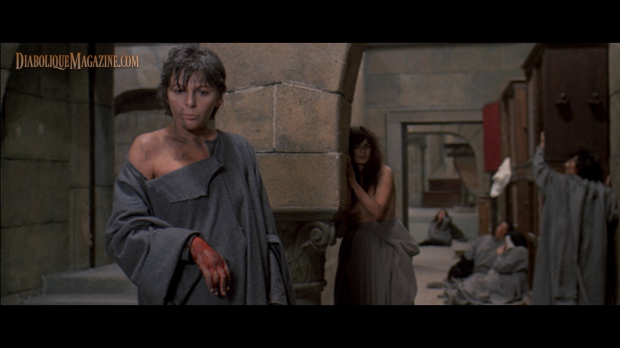 The Sinful Nuns Of St Valentine Blu Ray Review