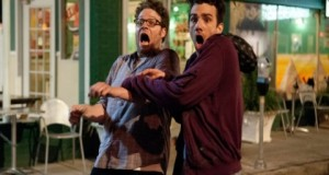 "Seth Rogen and Jay Baruchel in ""This is the End"""
