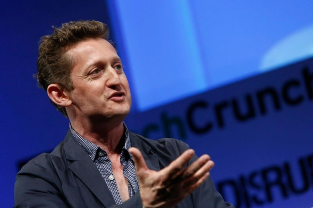 "Alex Winter in ""Downloaded"""
