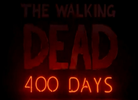 The Walking Dead: 400 Days (Video Game Review)