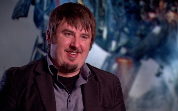 """Pacific Rim"" screenwriter Travis Beacham"