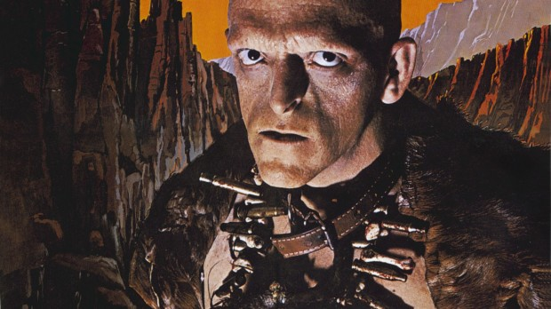 """Michael Berryman on the legendary poster for """"The Hills Have Eyes"""""""