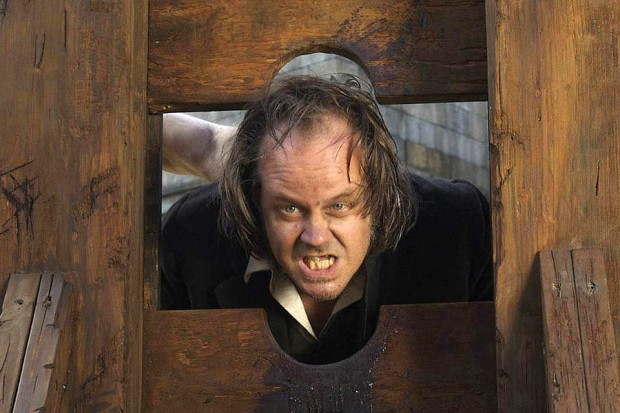 """Larry Fessenden in """"I Sell The Dead"""""""