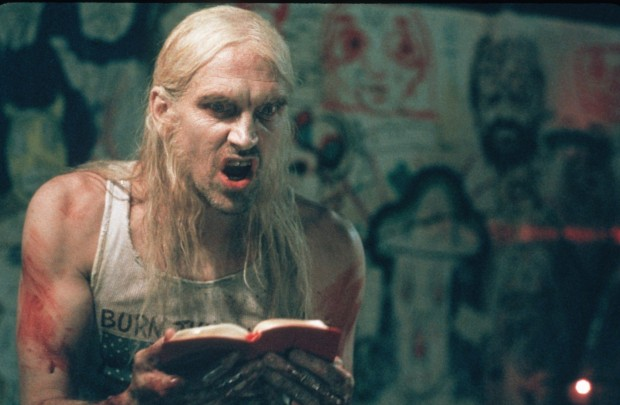 "Bill Moseley in ""House of 1,000 Corpses"""