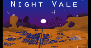 """""""Welcome to Night Vale"""""""