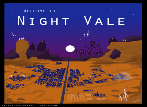 Welcome to Night Vale (Audio Media Review)