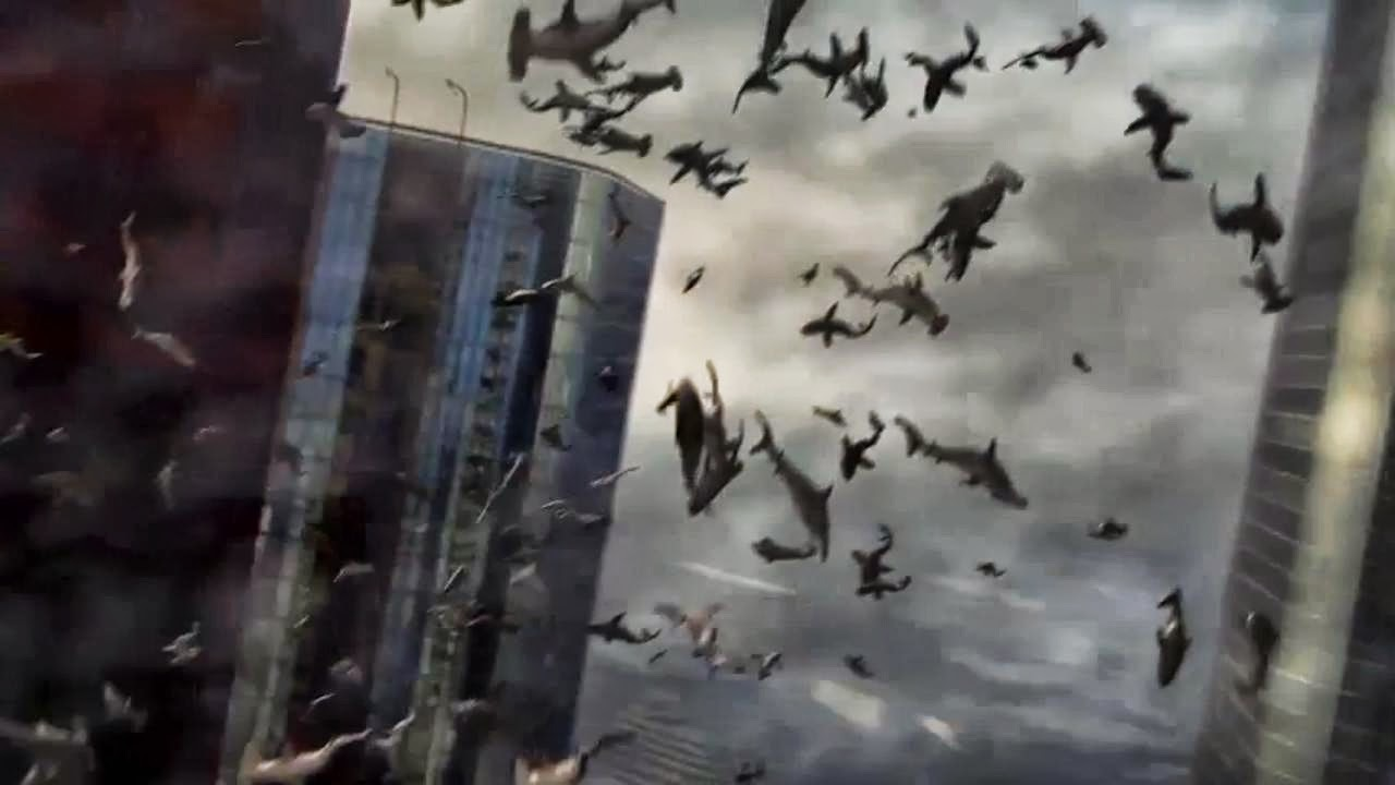 "Syfy's viral hit, ""Sharknado"", to get fan-titled sequel ..."