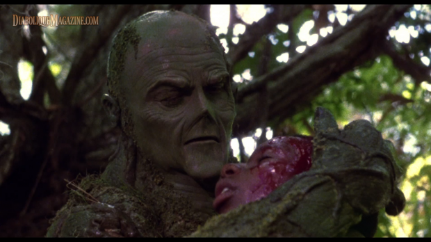 Dick Durock in Wes Craven's Swamp Thing (1982)