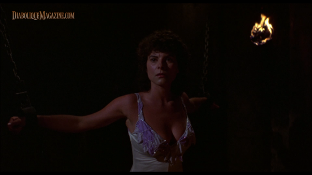 Adrienne Barbeau in Wes Craven's Swamp Thing (1982)