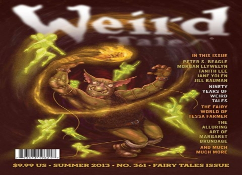 Weird Tales, Issue #361 (Book Review)