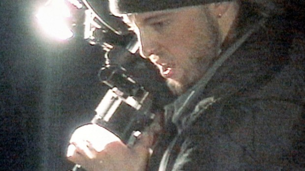 """Sanchez / Hale's first found footage production, """"The Blair Witch Project"""""""