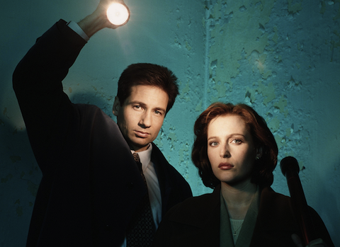 """""""The X-Files"""" to re-open with 20th Anniversary Comic-Con Panel"""