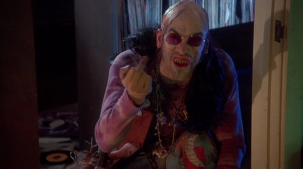 "Bill Moseley as Chop-top in ""The Texas Chainsaw Massacre 2"""