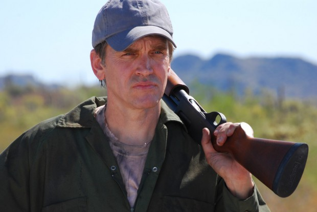 "Bill Moseley in ""The Graves"""