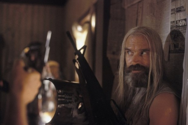 "Bill Moseley in ""The Devil's Rejects"""
