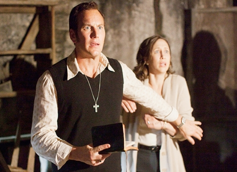"""Conjuring"" duo sign for sequel"