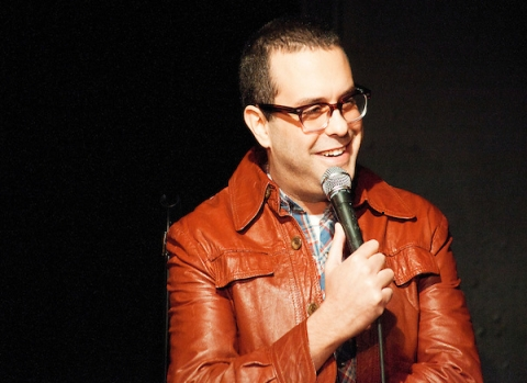 Talking Terror: Joe DeRosa