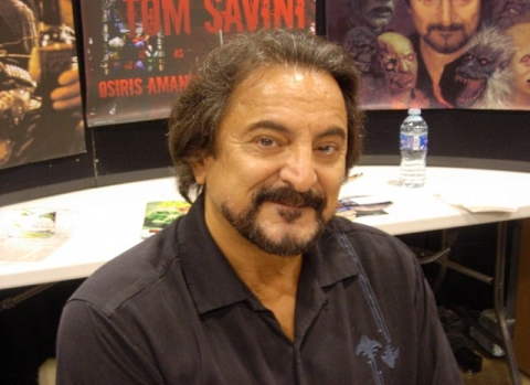 Interview: Tom Savini