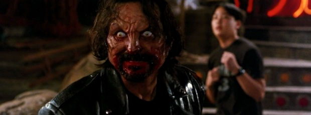 "Tom Savini in ""From Dusk 'til Dawn"""