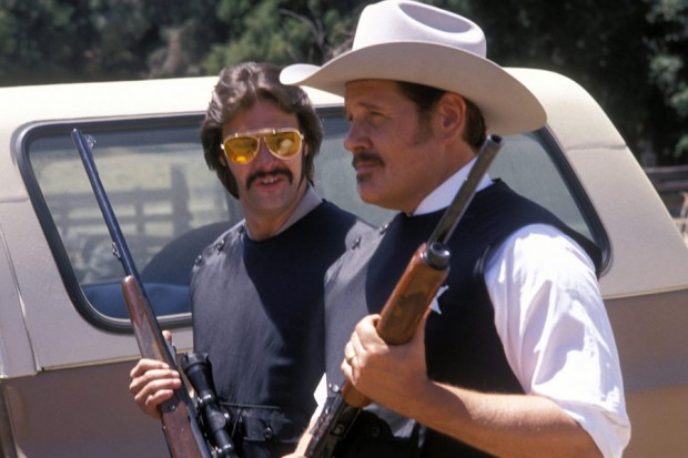 """Dave Sheridan and William Forsythe in """"The Devil's Rejects"""""""