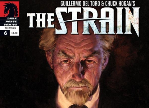 """The Strain"" given 3-5 Season Run at FX!"