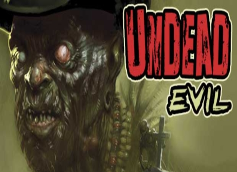 Undead Evil (Book Review)