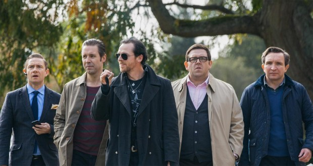 """The World's End"""