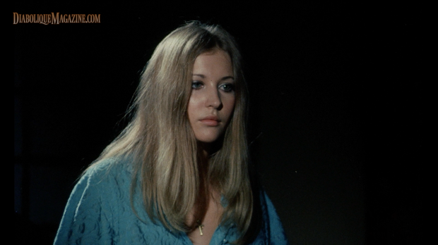 Christina von Blanc in Jess Franco's A Virgin Among the Living Dead (1973)