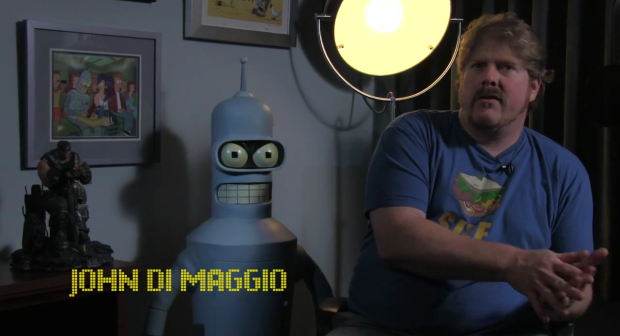 """I Know That Voice"" producer / narrator John DiMaggio"