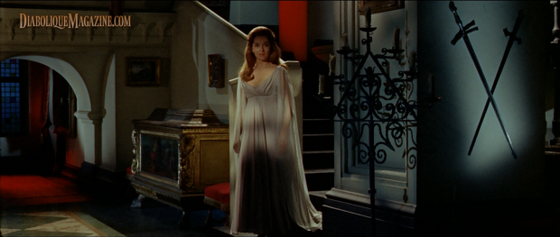 Barbara Shelley in Dracula: Prince of Darkness (1966)