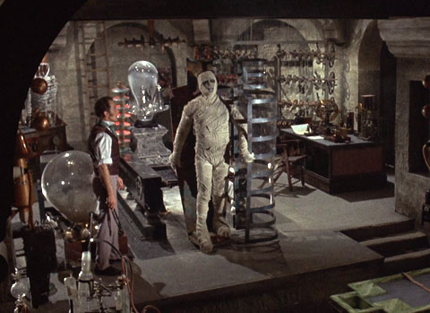 The Evil of Frankenstein (UK Blu-Ray Review)