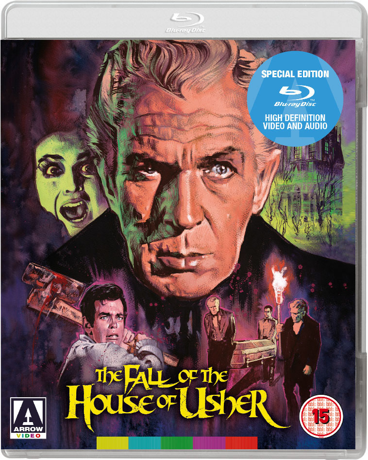 elements of horror in poes the fall of the house of usher