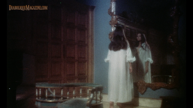 Diana Lorys in Jess Franco's Nightmares Come at Night (1970)