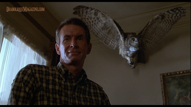 Anthony Perkins in Psycho III (1986) [Click to enlarge]