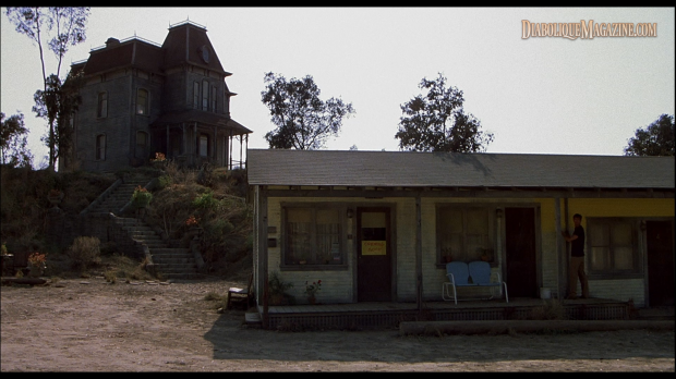 Anthony Perkins in Psycho II (1983) [Click to enlarge]